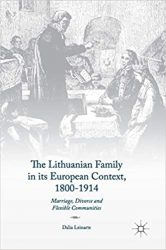 The Lithuanian Family in its European Context, 1800 – 1914